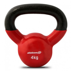 Kettlebell Atleticore, 4 kg
