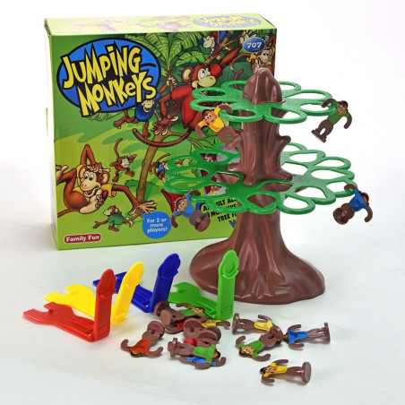 Друштвена игра - Jumping Monkeys