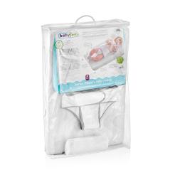 Мотор на акумулатор - син