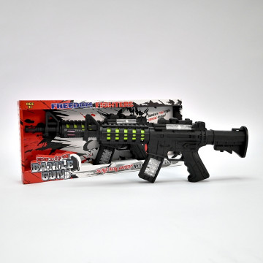 Пушка на батерии