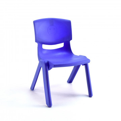 Детско столче - сино