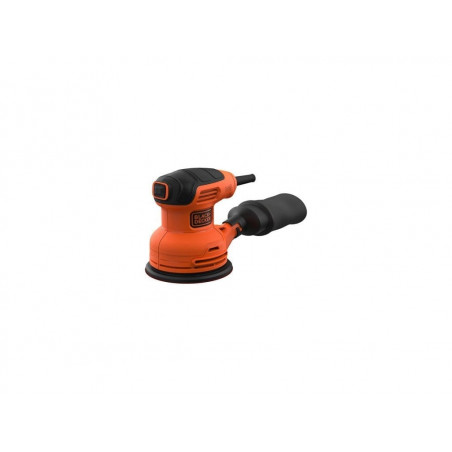 Ротациска ексцентар брусилка 230W 125mm - BLACK+DECKER