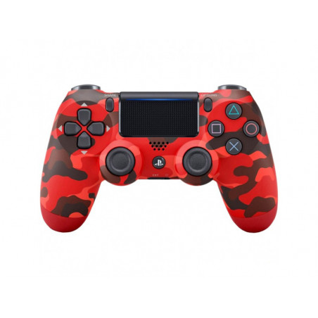 Joystick за PS4 Wireless Army Red