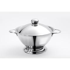 Сет кујна во куферче розева