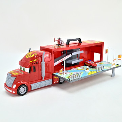 Камион гаража Cars