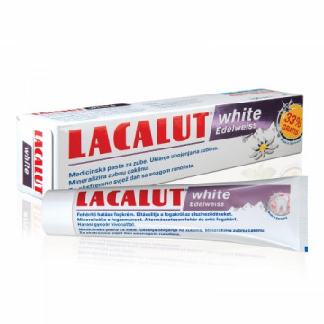 Lacalut white edelweiss